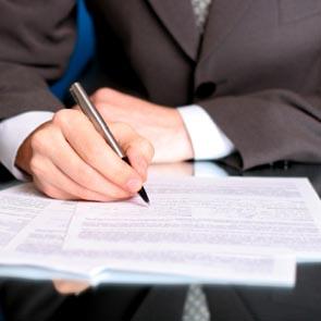 writing lawyer